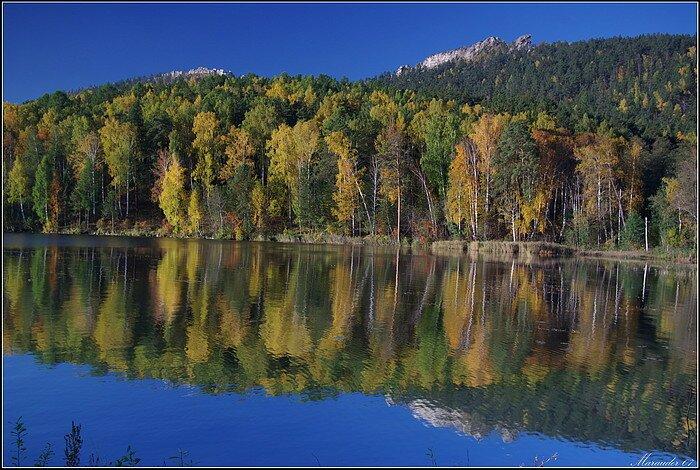 Осенний Аракуль