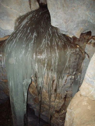 В пещере Дружба