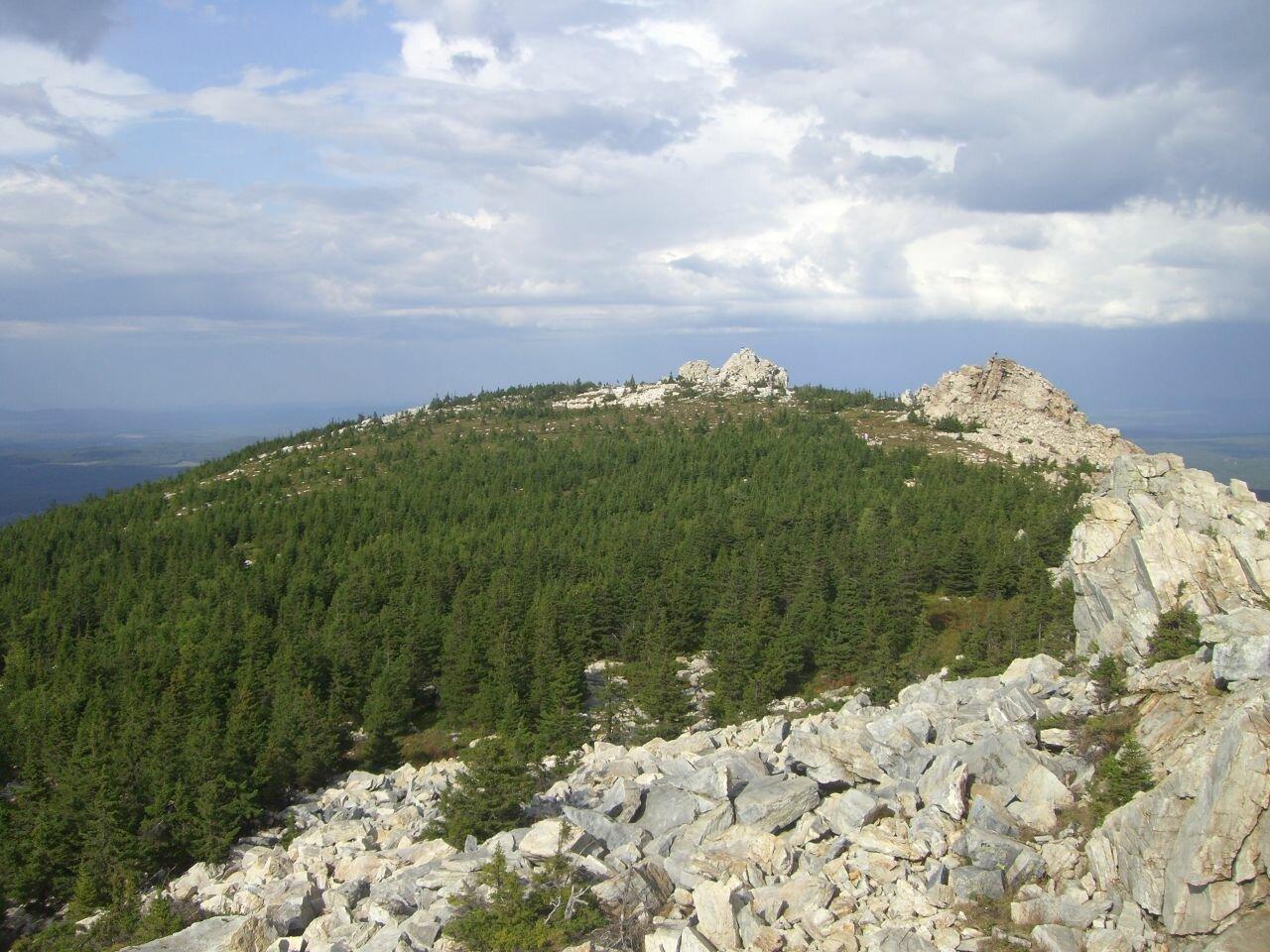 Фото Гора Зюраткуль