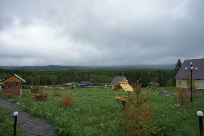 База отдыха Сибирка