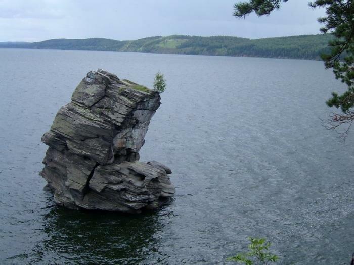 Иткуль - Шайтан-камень