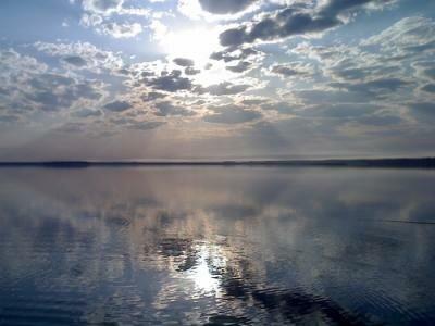Озеро Ирбитское