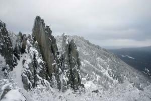 Таганай - зимняя сказка