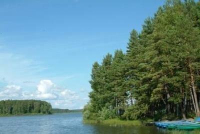 Верхнесысертский пруд